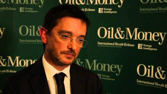 Roberto Casula, manager Eni